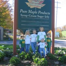 Loomis Maple Homestead