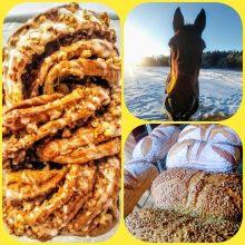 Heartstone Artisan Bakery at Alambria Springs Farm and Hope Springs Eternal Horse Sanctuary